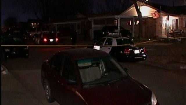 Police Search For Second Suspect In South OKC Burglary, Homicide