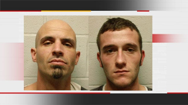 Suspects In Oklahoma County Police Chase Identified
