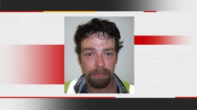 Oklahoma Fugitive Caught In Oklahoma City