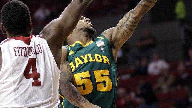 Sooners Fall Short In Upset Bid Against Baylor Bears