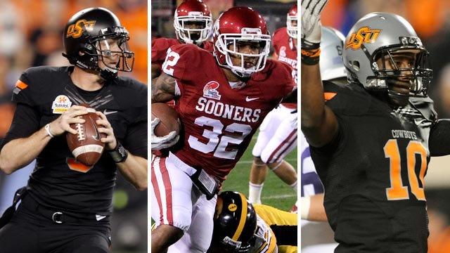 Three Oklahoma Players Set To Shine in Senior Bowl