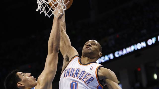 OKC Outlasts New Orleans To Win Third Straight