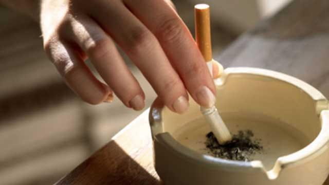 University Of Oklahoma Designates Smoking Areas