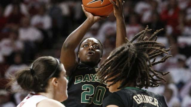 No. 1 Baylor Too Much For Oklahoma At Home