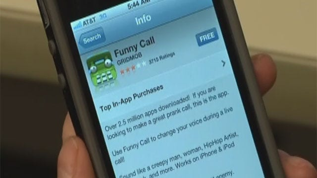 Smart Phone Apps Used To Stalk And Harass
