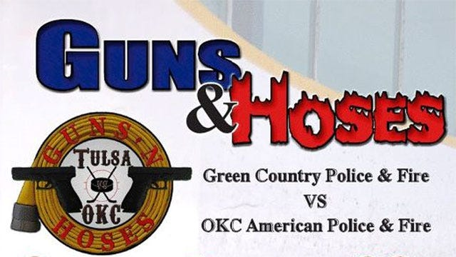 Hockey Game At BOK Center To Benefit OKC Officer Chad Peery