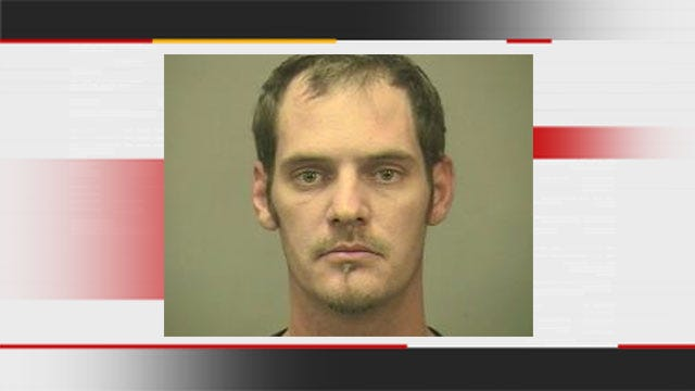 Edmond Police Arrest Man Suspected Of Trying To Break Into ATM