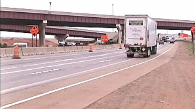 New I-40 Crosstown Brings Changes To Oklahoma City Traffic