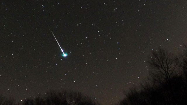 Oklahoma Skies Should Be Clear For Quadrantid Meteor Shower Early Wednesday