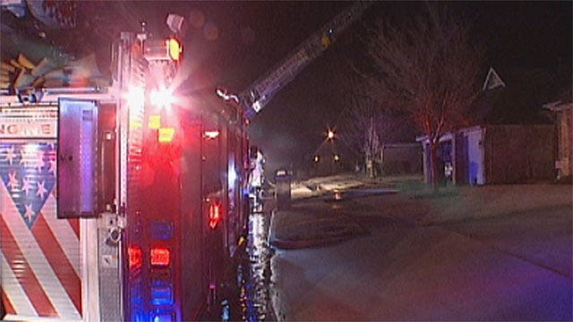 Space Heater May Be To Blame For NW OKC House Fire