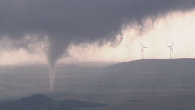 Weather 2011 Part 3: End-Of-Year Earthquakes, Tornadoes, Blizzard!