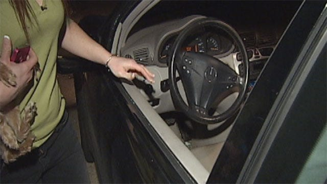 Edmond Police Warn Residents Of Recent Car Break-Ins
