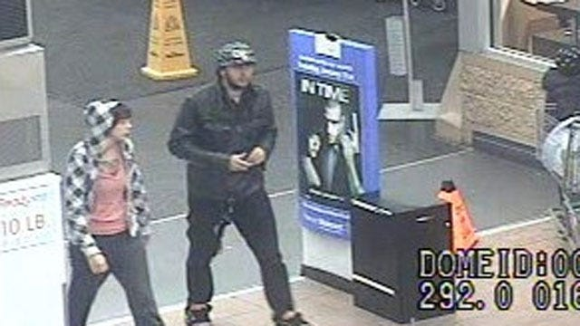 OKC Police Looking For Suspected Credit Card Thieves