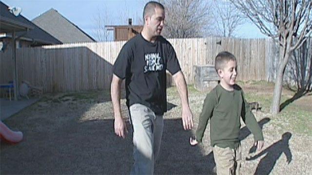 Yukon Family Pushes To Legalize Medical Marijuana In Oklahoma For Autistic Son