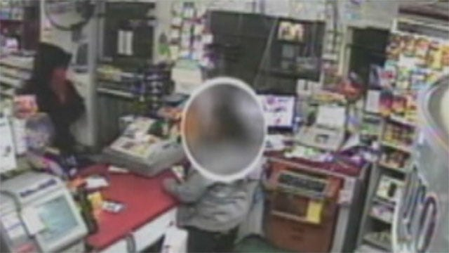 Clerk Speaks Out After Gunman Robbed Norman Convenience Store