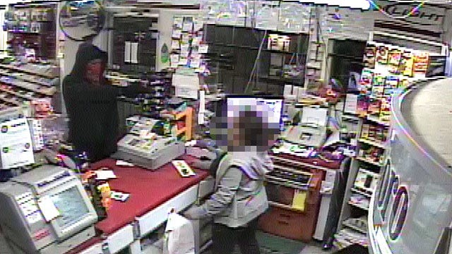 Police: Same Gunman Robs Two Norman Convenience Stores