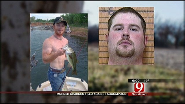 Alleged Accomplice Charged With Murder In Blanchard Shooting