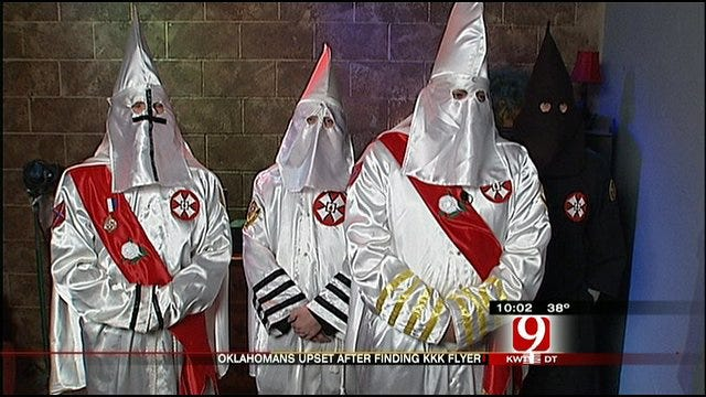 KKK Recruits In Small Town Oklahoma