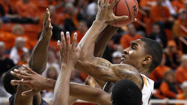 OSU Tops Texas Tech In Conference Opener