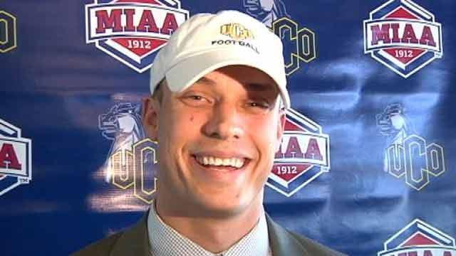UCO Names Bobeck New Head Football Coach