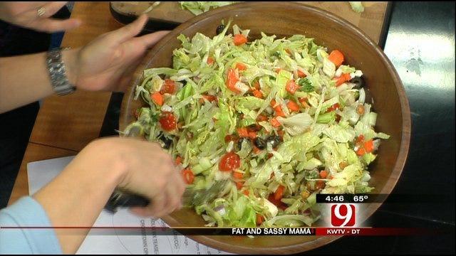 Fat and Sassy Mama: Miami Chopped Salad