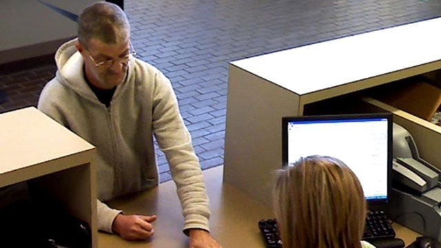 Robbery Suspect Threatens Midwest City Bank With Bomb