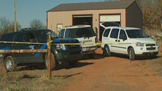 Cleveland County Deputy Shoots, Kills Man In Noble