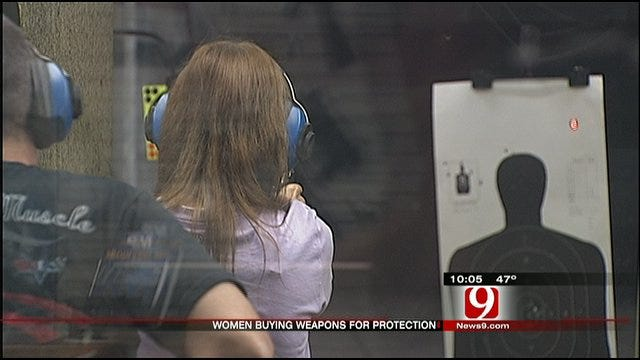 Guns For Girls: Gun Sales To Women On The Increase