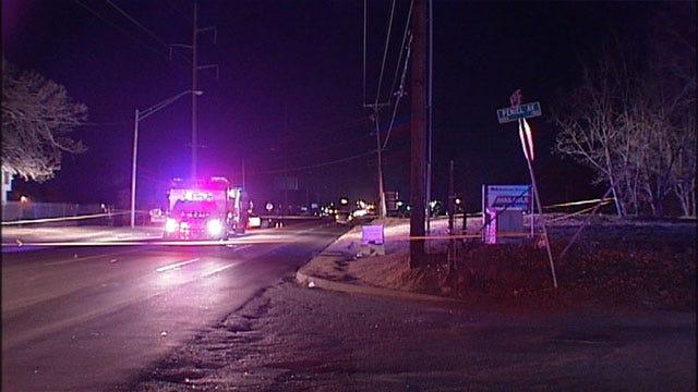 Police Investigate Fatal Auto Pedestrian Accident In Northwest OKC