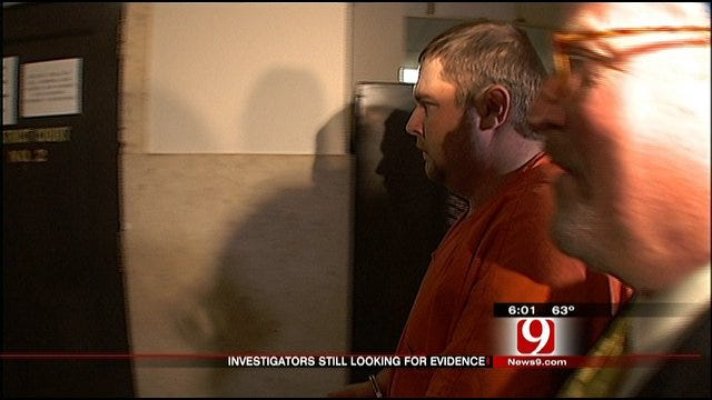 Police Search For More Evidence In Blanchard Shooting