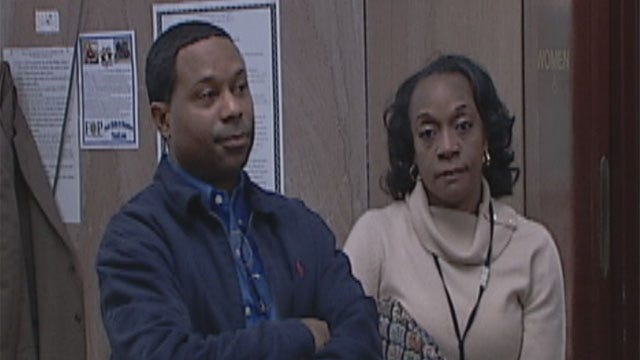 Preliminary Hearing Cut Short For Oklahoma Judge, Husband