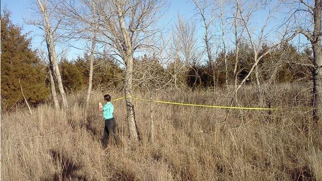 Motorcyclist Finds Jaymie Adams' Body Near Oklahoma City Racetrack