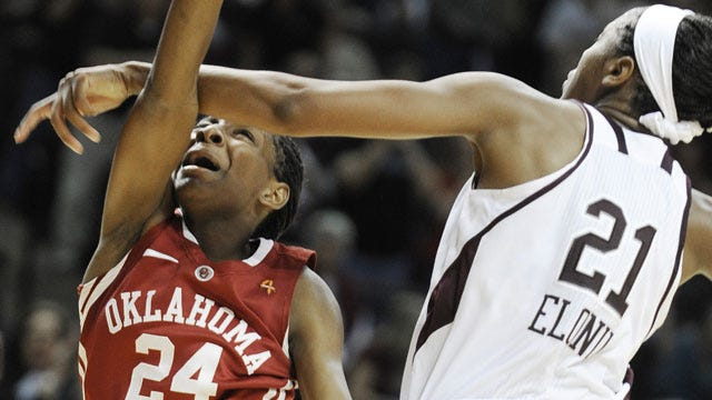 Sooners Suffer First Big 12 Loss Against Texas A&M