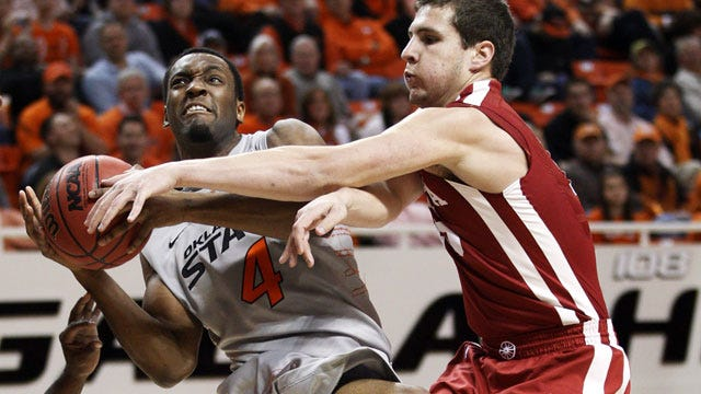 Cowboys Hold Off Sooners For Bedlam Basketball Victory