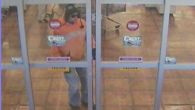 FBI Releases New Photos Of MWC Bank Robbery Suspect
