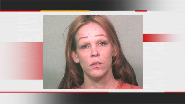OKC Traffic Stop Leads To Discovery Of Stolen Checks, IDs