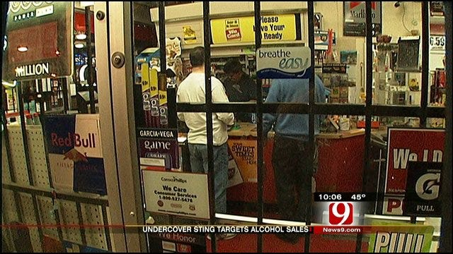 Undercover Sting Targets Alcohol Sales To Teenagers In Oklahoma