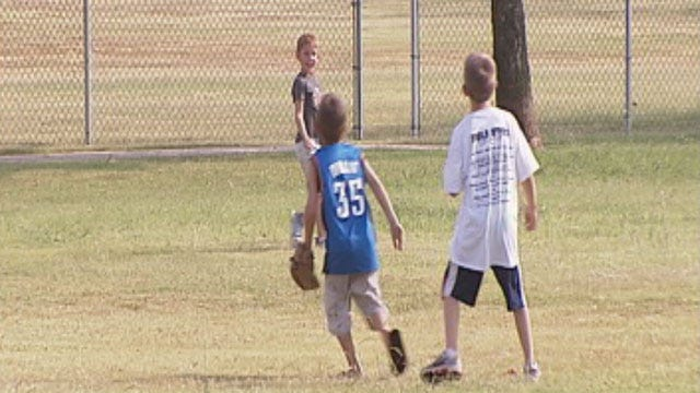 Del City Little League Parents: Former Coach Stole Equipment From Players