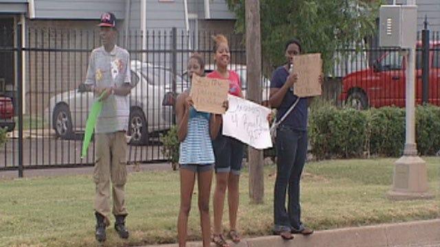 Mother Of OKC Teen Shot Dead Speaks To News 9