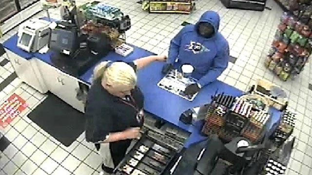 Suspect Grabs Drink, Robs OKC Convenience Store