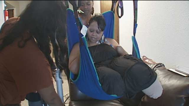 OKC Woman Who Lost Her Limbs To Receive Courage Award