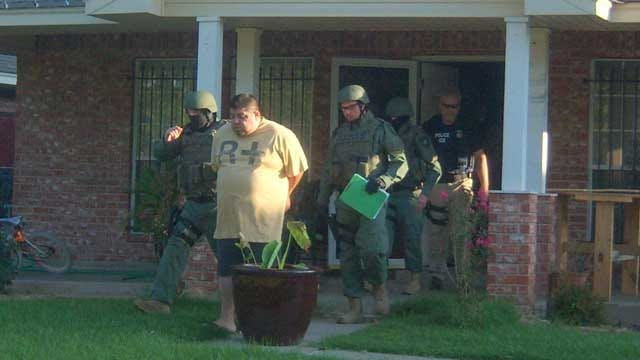 Mexican Meth Network Dismantled In Central Oklahoma
