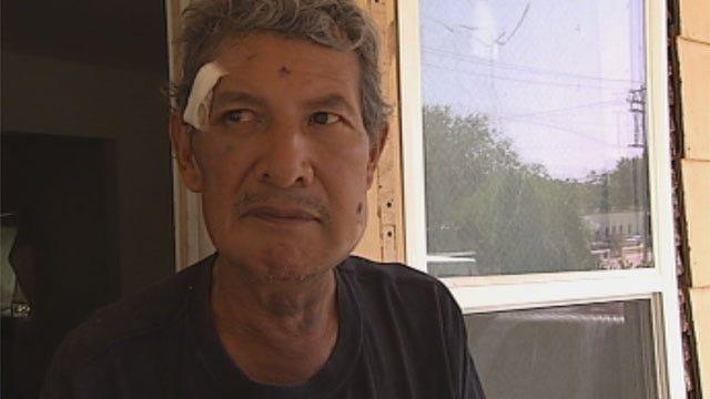 OKC Ice Cream Vendor Attacked, Robbed In Park