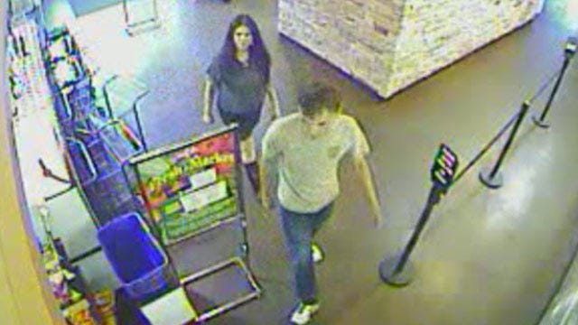Police Release Photos Of Suspects In OKC Check Theft