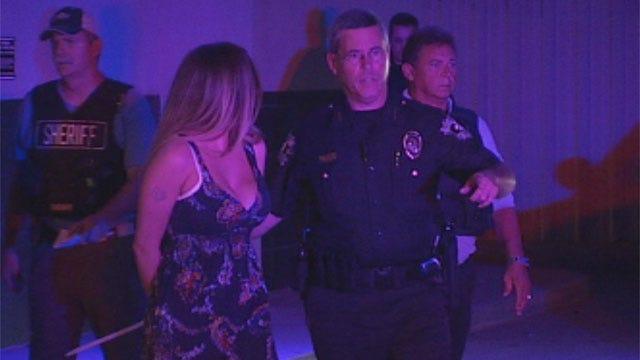 17 People Arrested At Valley Brook Strip Club