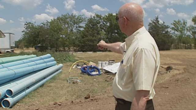 Construction Begins To Help Homeless Families In Norman