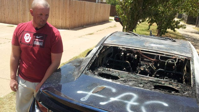 OKC Man Injured In Fiery Attack That May Be Hate Crime