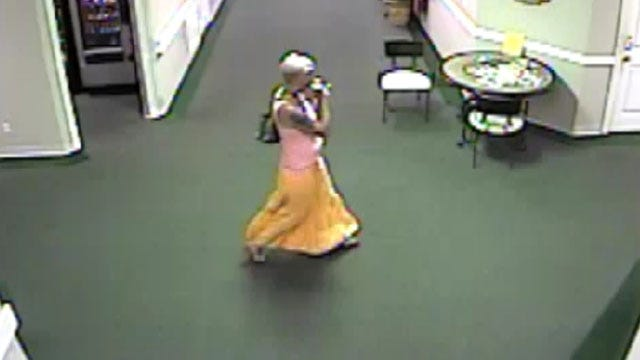 Police: Woman Stole Money From Resident At OKC Retirement Community