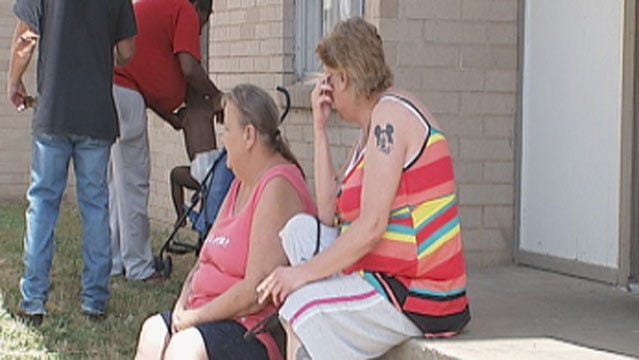 Residents At SW OKC Apartment Complex Without A/C For Weeks