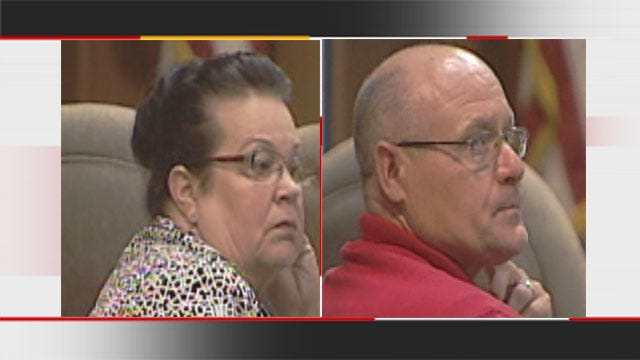 Yukon Couple Sentenced For Abusing Adopted Children